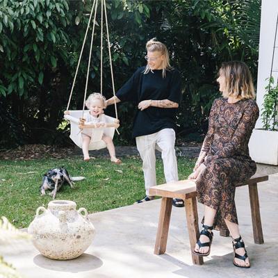 motherhood: lia-belle king